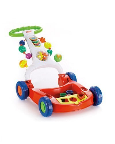 Fisher Price - Correpasillos transformable