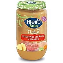 Hero Baby Verduritas de La Huerta Pollo y Ternera - 235 g