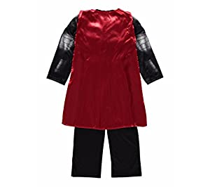 Disney Marvel licensed Thor fancy dress Avengers Assemble costume made by Rubies for the George Collection