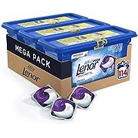 Lenor All-in-1 PODS Waschmittel, Aprilfrisch, 114Waschladungen