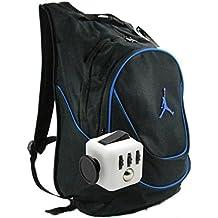online store 92890 2c25a Nike Air Jordan Jumpman 23 Buch Tasche Rucksack mit gratis zappeln Cube