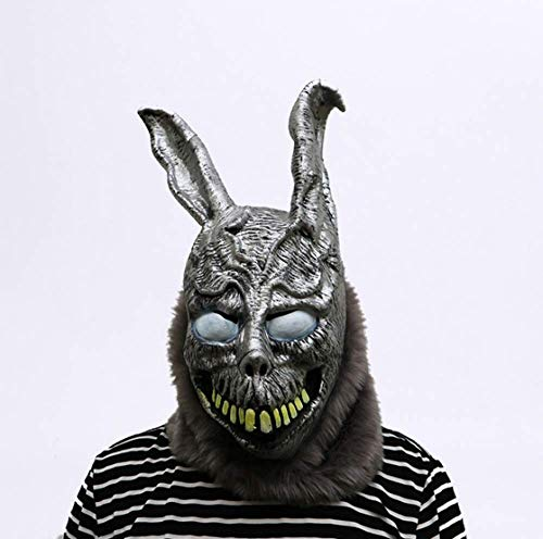 Halloween Maske Mask Tier Cartoon Kaninchen Masken Donnie Darko Frank Der Hase Kostüm Cosplay Halloween Party Maske Lieferungen