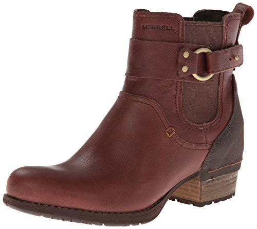Merrell Shiloh Pull-Boot Chocolate