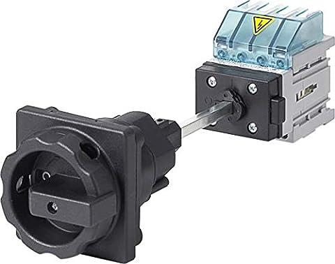Siemens Indus. Sector Interrupteur principal 3ld2714–0tk5137KW/400V 100A 3P. 3LD Charge Commutateurs 4011209403642