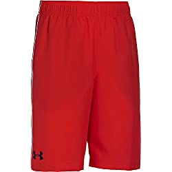 Under Armour Fitness - Hose und Shorts UA Edge - Prenda, color rojo, talla m