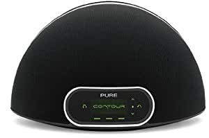 PURE Contour, Dock for iPod and iPhone with DAB/FM/Internet Radio and Video Out