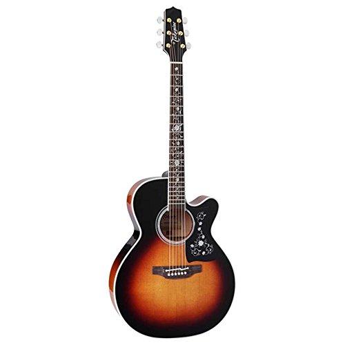 TAKAMINE ef450C térmico superior guitarra electroacústica