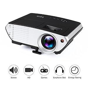Vidéoprojecteur YIPIN 2000 Lumens LED Full HD Pico Projecteur Portable 120