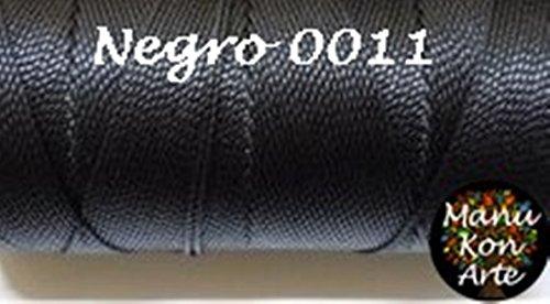 15-mts-hilo-encerado-1-mm-negro-nylon-pulseras-abalorios-macram-thread