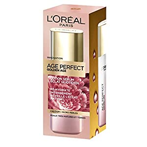 L'Oreal Paris Age Perfect Radiance Serum Loción diaria de Oro 125 ml