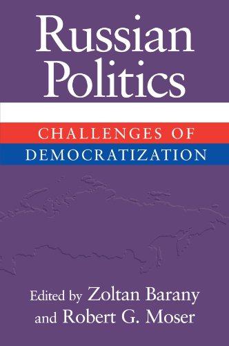 Russian Politics Paperback: Challenges of Democratization