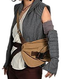 Rey mit Gurt Tropfen Bein Schenkel Pistolen Halfter Beutel Halter Deluxe Erwachsene Halloween Cosplay Kostüm Zubehör