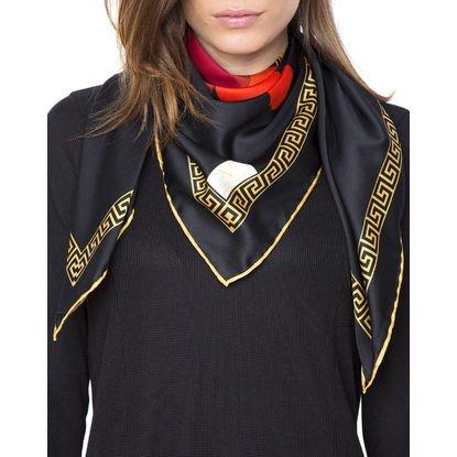 VERSACE DESINER FOULARD 90x90cm (Schal Versace)