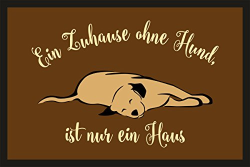 RAHMENLOS® - Zerbino 40 x 60 cm Slide to unlock ZuhauseHund