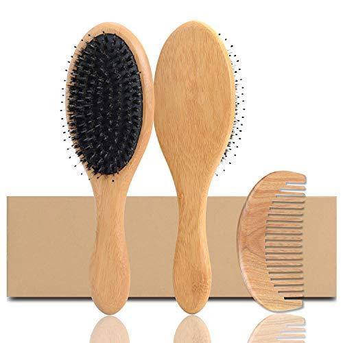 Cepillo de pelo de cerda de jabalí