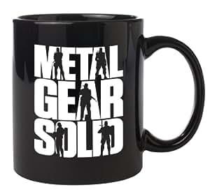 Tasse 'Metal Gear Solid' - Mug Logo
