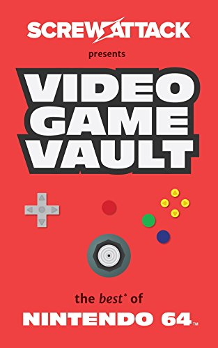 ScrewAttack's Video Game Vault: The Best of Nintendo 64