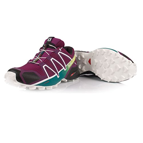 Salomon Damen Speedcross 4 Traillaufschuhe Purple