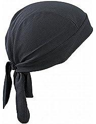 FakeFace Unisex Bandana Cap Kopftuch Kopfband Biker Hat Piratentuch in Verschiedenen Farben und Mustern Sport Fahrrad