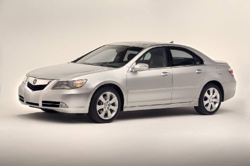 classic-and-muscle-car-ads-and-car-art-acura-rl-2009-car-art-poster-print-on-10-mil-archival-satin-p