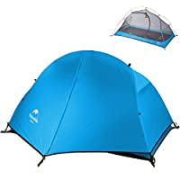 TRIWONDER 1-2 Person 3 Season Backpacking Tent Camping Tent Lightweight Waterproof Double Layer for Camping Hiking Travel 3