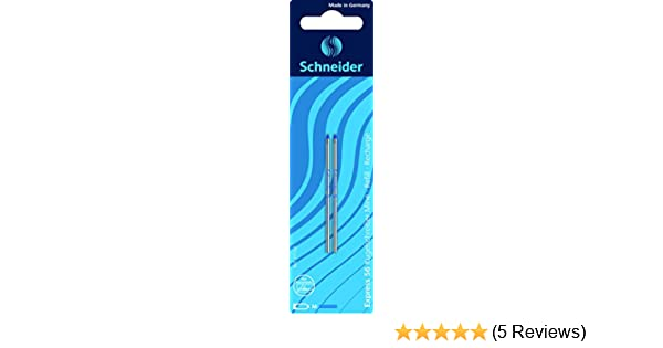Schneider Kugelschreibermine EXPRESS 56 grün M dokumentenecht