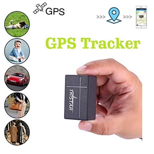 Mini-GPS-Tracker, Echtzeit-Ortung, elektronischer Zaun, historische Route Tragbarer GPS-Orter für Geldbeuteltasche Kindertaschen Wichtige Dokumente Car Lost Finder mit APP