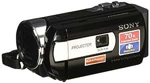 Sony DCR-PJ6E 0.8MP Handycam (Black)