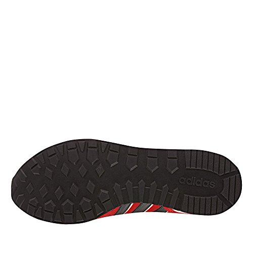 adidas NEO Herren 10k Low-Top Rot