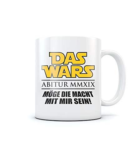 Möge die Macht MIT MIR sein Kaffeetasse Tee Tasse Becher 11 Oz. Weiß ()