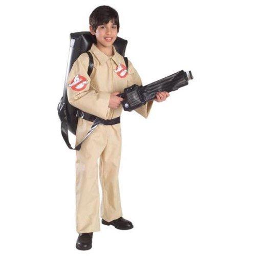 Imagen de disfraz de cazafantasmas para niño, de 3 a 4 años