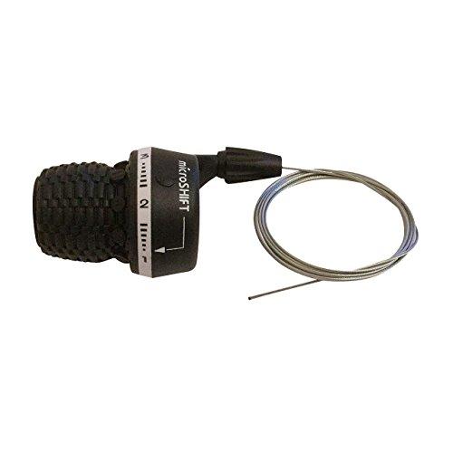 Microshift Neue Schalthebel Twist Typ Grip Shift Kompatibilität Shimano und Sram (3x 8) Fahrrad -