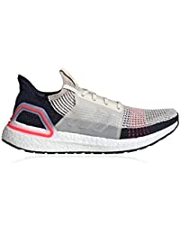 newest b6020 96991 adidas Ultra Boost 19 W Clear Brown White Legend Ink