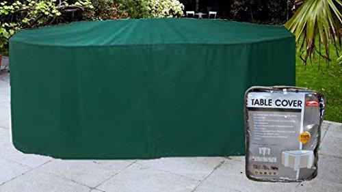 Housse pour salon de jardin rectangulaire 215cm gamme confort