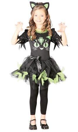 ¿Una linda gatita? Con este disfraz de Gatita Negra para niña lo pasarás en grande como un dulce felino con tus amigas recorriendo las puertas en Halloween , o asistiendo a Fiestas Temáticas y Festivales Escolares . En Halloween, la fiesta de terror ...