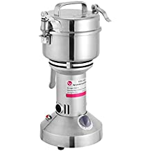Cueffer 350g Molino de Grano Máquina Eléctrica de Molino 28000 R/Min Molino de Semillas