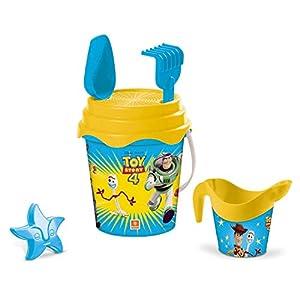 Mondo Toy Story - Set de Cubo de Playa Ø 17 con Accesorios