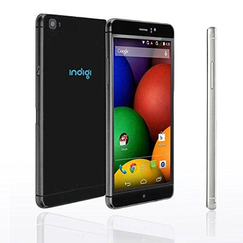 Entsperrt Indigi M8Smart Wireless-Handy Android 5.1Lollipop Bluetooth 3.0WiFi 15,2cm QHD
