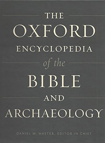 Price comparison product image Oxford Encyclopedia of the Bible and Archaeology (Oxford Encyclopedias of the Bible)