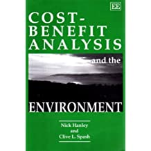 Cost-Benefit Analysis and the Environment by Nick Hanley (1994-03-01)