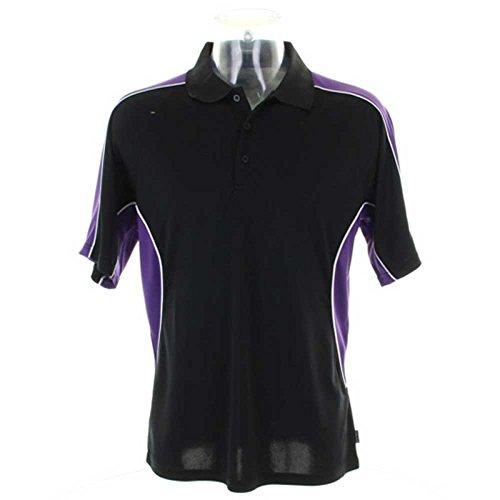 GamegearHerren T-Shirt Black/Purple