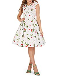 BlackButterfly Enya Vestido Vintage Pin-Up Joy