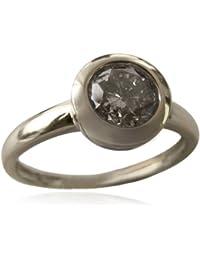 Renato Fellini Damen-Ring Solitär 585 Gelbgold 1 Diamant 1ct weiß GR.54 (17.2) 179