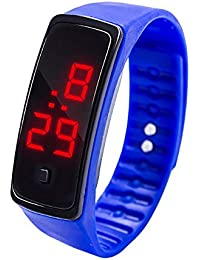 LED Digital Watch,Kids Watches,Children's Students Silica Gel Sports Bracelet Watch by LuckUK