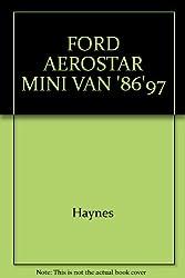 FORD AEROSTAR MINI VAN '86'97