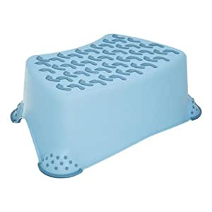 Non Slip Childs Foot Step Up Stool With Anti Slip Base And