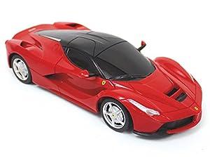 """New York Gift TY117 - Juguete electrónico con Escala 1:24 """"RC Ferrari LaFerrari"""