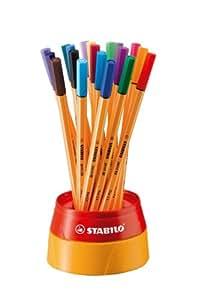 Stabilo Point88 Twister a Fantastic Desk Set in 19 Colours