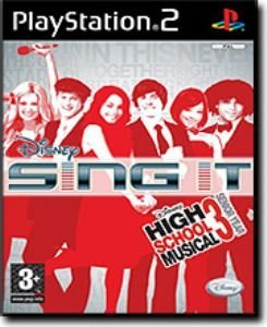 The Best Disney Sing It: High School Musical 3 Senior Year (Playstation 2)-1727 - Join your friends and your favorite Disney stars for a sing-along, High School Musical style! Disney Sing It: High School Musical 3 Senior Year for PlayStation 2 brings together songs and videos from all three High School Musical films into one can't-miss karaoke collection. Sing along with 25 songs and music vi