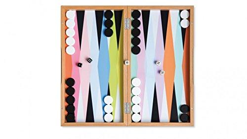 Remember Backgammon 24,5 x 45,5 x 5,5 cm